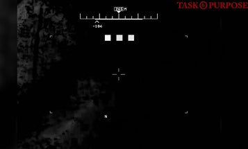 Airstrikes in Farah Province, Afghanistan
