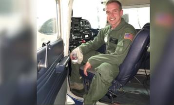 F-15C pilot killed in North Sea crash identified