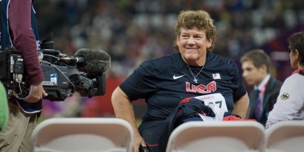 Marine veteran and paralympic legend Angela Madsen dies while rowing across the Pacific