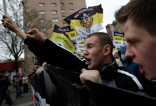The US just designated a white supremacist group as 'terrorists' for the first time
