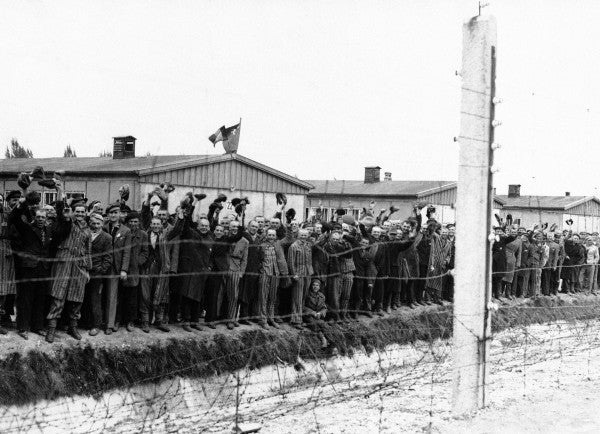 75 years after the liberation of Dachau, children of survivors and the US soldiers who freed them continue telling their parents' stories