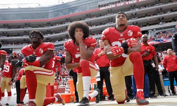 The Green Beret who inspired Colin Kaepernick to silently kneel is still stunned by the outrage it provoked