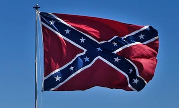 US Forces Japan bans display of Confederate flag