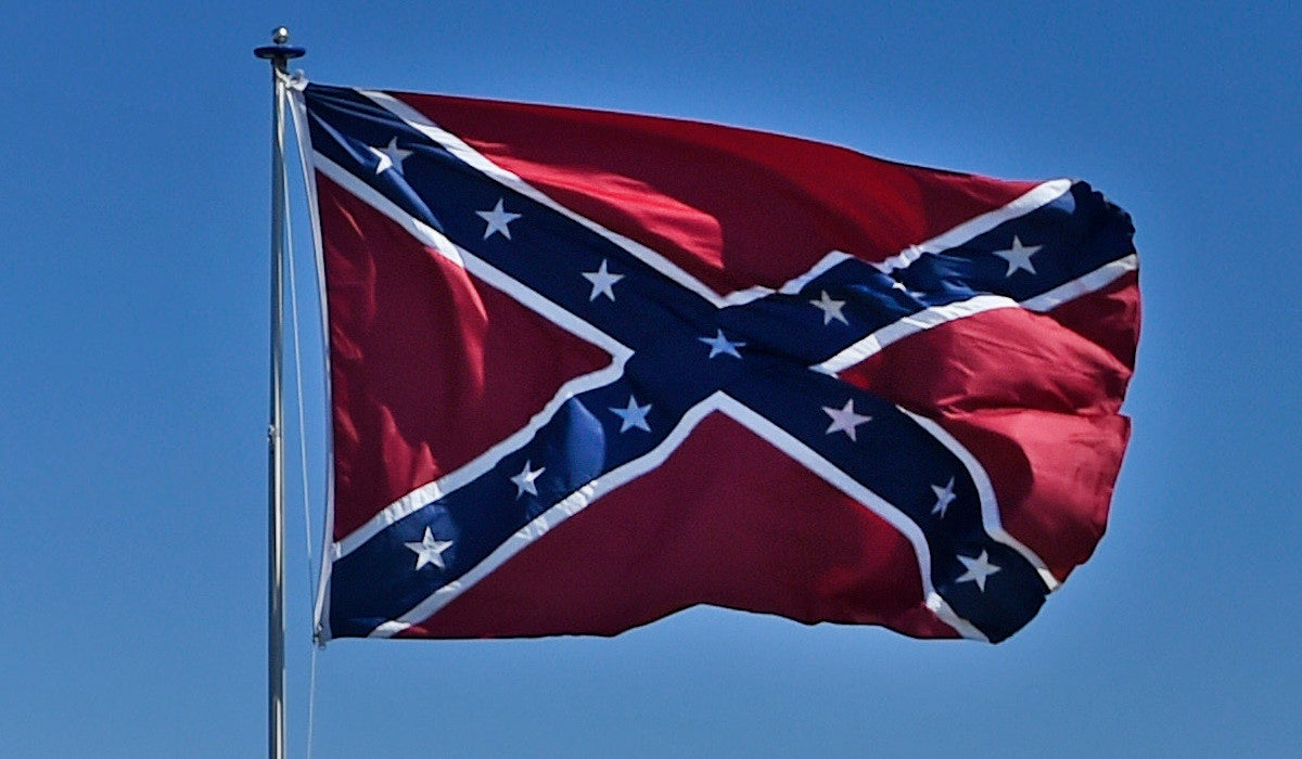 Coast Guard bans Confederate flag from its installations