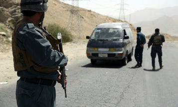 ISIS claims responsibility for bombing school in Afghanistan that killed at least 18