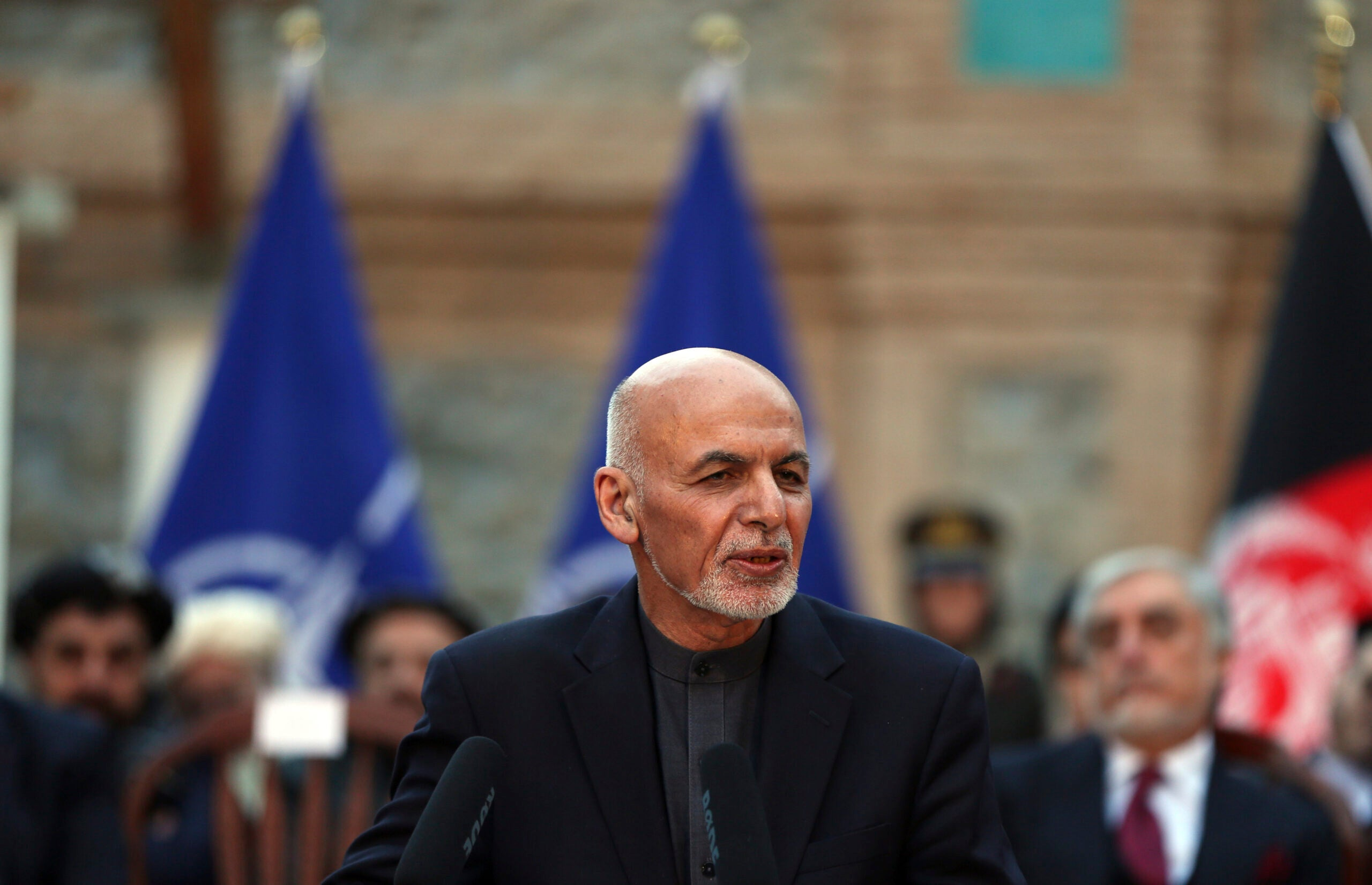 Afghan President vows to expedite release of 2,000 Taliban prisoners