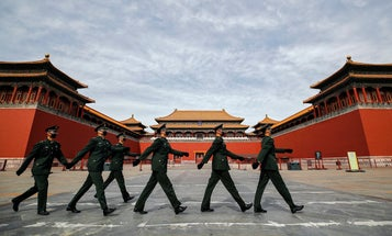 China reportedly spread fake messages claiming the US military was planning a nationwide quarantine over COVID-19