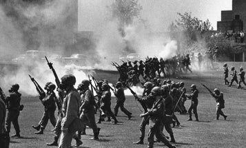 'You don't even have to serve in the war to get killed by it' — Veterans reflect on 50th anniversary of Kent State shooting