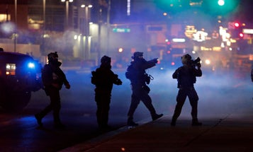 Army reservist, former airman and sailor allegedly plotted to terrorize Las Vegas protests