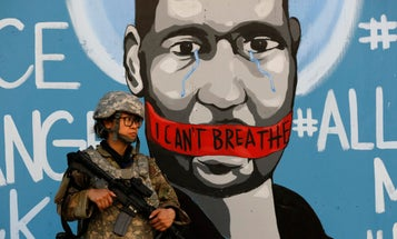 The deafening silence of veteran service organizations on Black Lives Matter