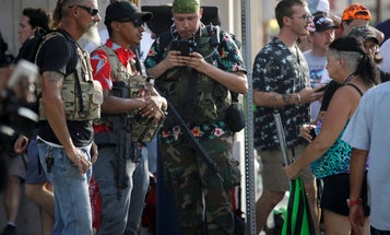Meet the 'Boogaloo boys,' the violent extremists attracting members of the US military