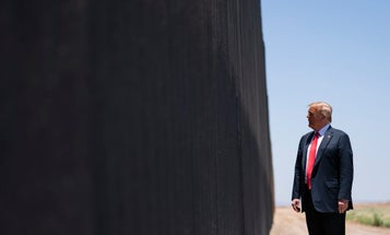 Supreme Court sides with Trump on building border wall with diverted military funds