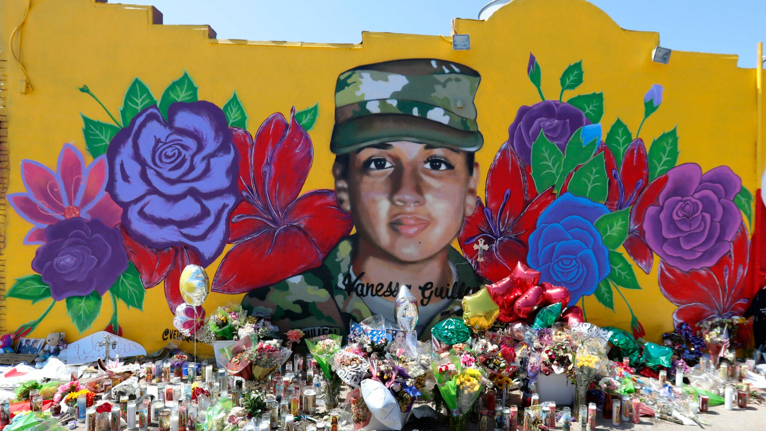 14 Fort Hood leaders fired or suspended in fallout over Spc. Vanessa Guillén's death