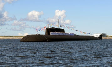 The US military is 'closely monitoring' a Russian submarine that surfaced off Alaska