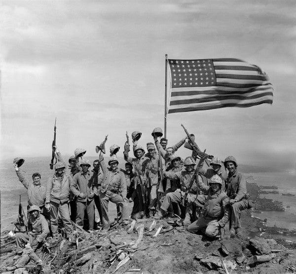 'An absolute treasure': Album of Iwo Jima photos shows work of famed photographer Joe Rosenthal