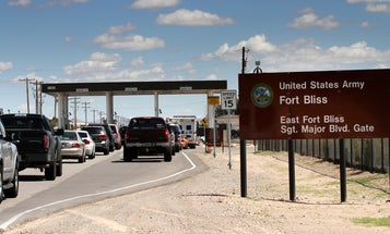 Fort Bliss NCO charged with murdering former soldier