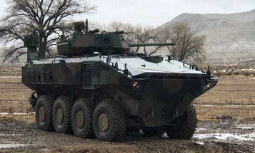 The Marine Corps' first new amphibious vehicle since Vietnam is getting a 30mm cannon