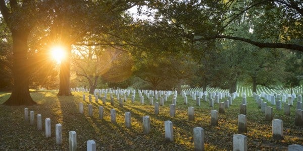 How those left behind are reflecting on love and loss this Memorial Day