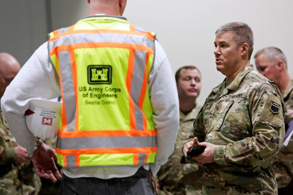 The Army Corps of Engineers is building hundreds of temporary hospitals to battle COVID-19