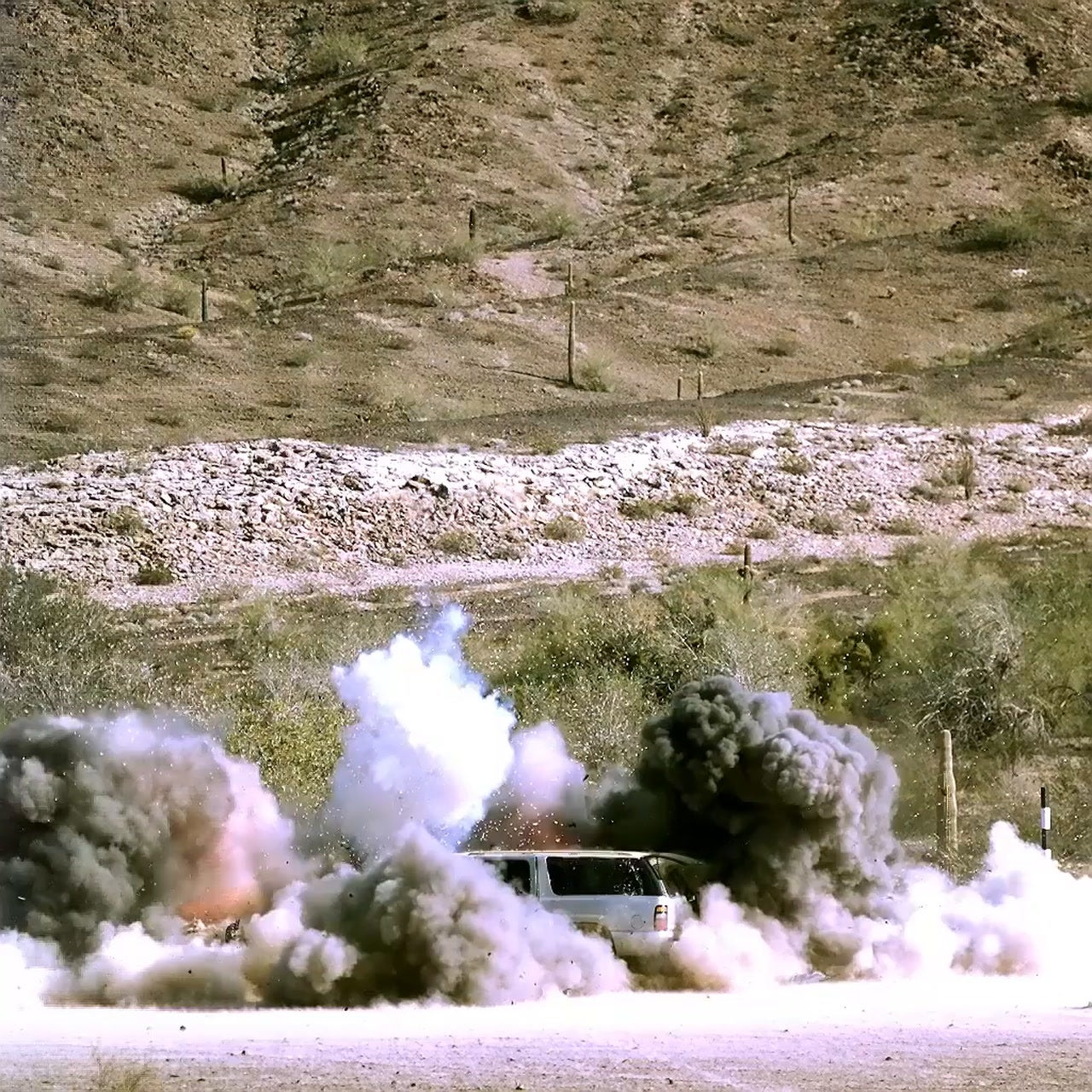 Army Extended Range Cannon Artillery test video