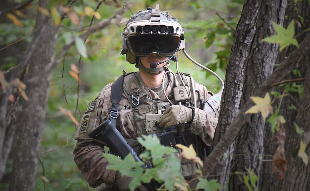 The Army's next-generation headset is almost ready for prime time