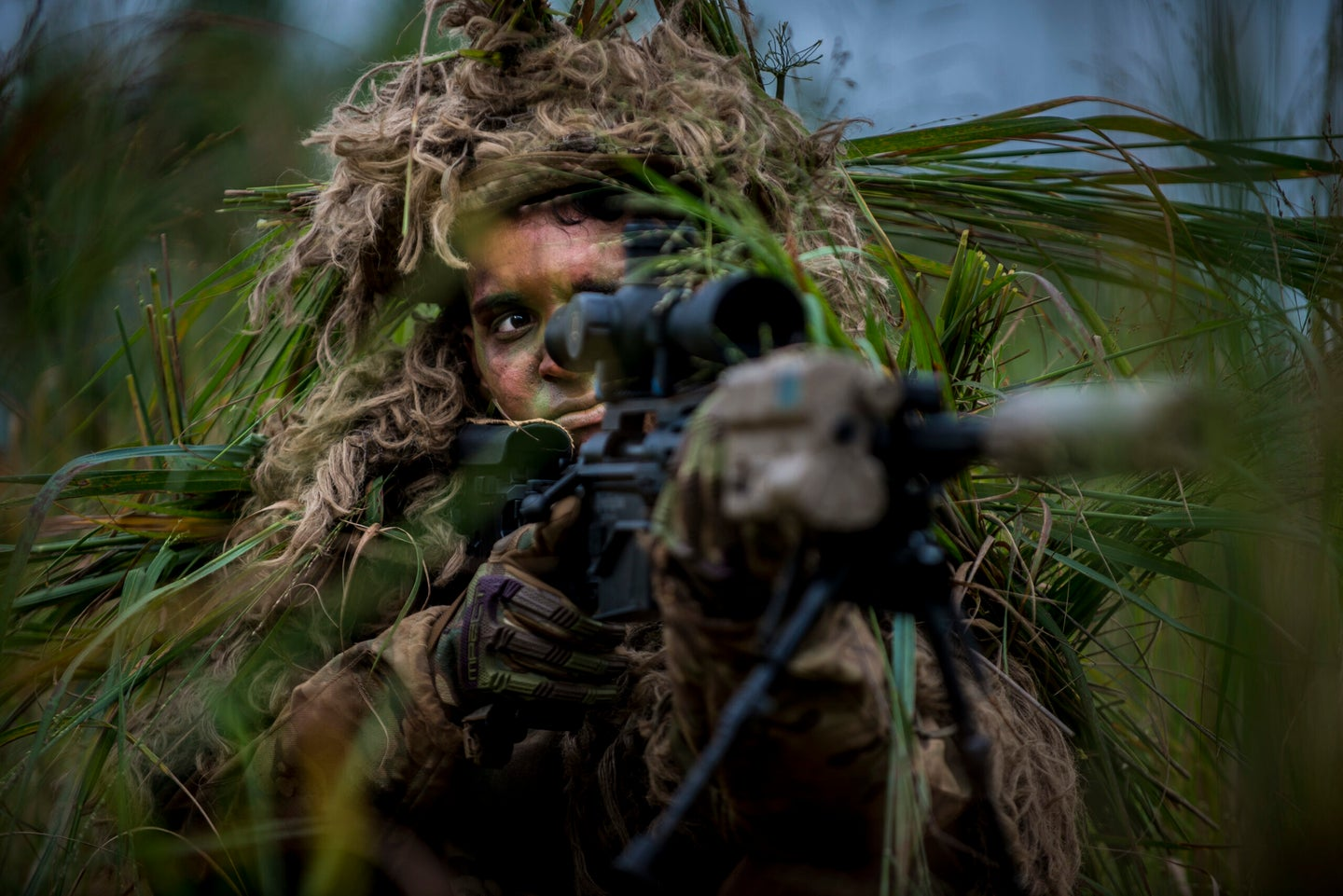 Inside the mind of an Army sniper