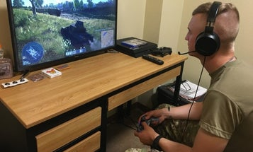 Army tank crews are playing video games to maintain readiness amid the COVID-19 pandemic