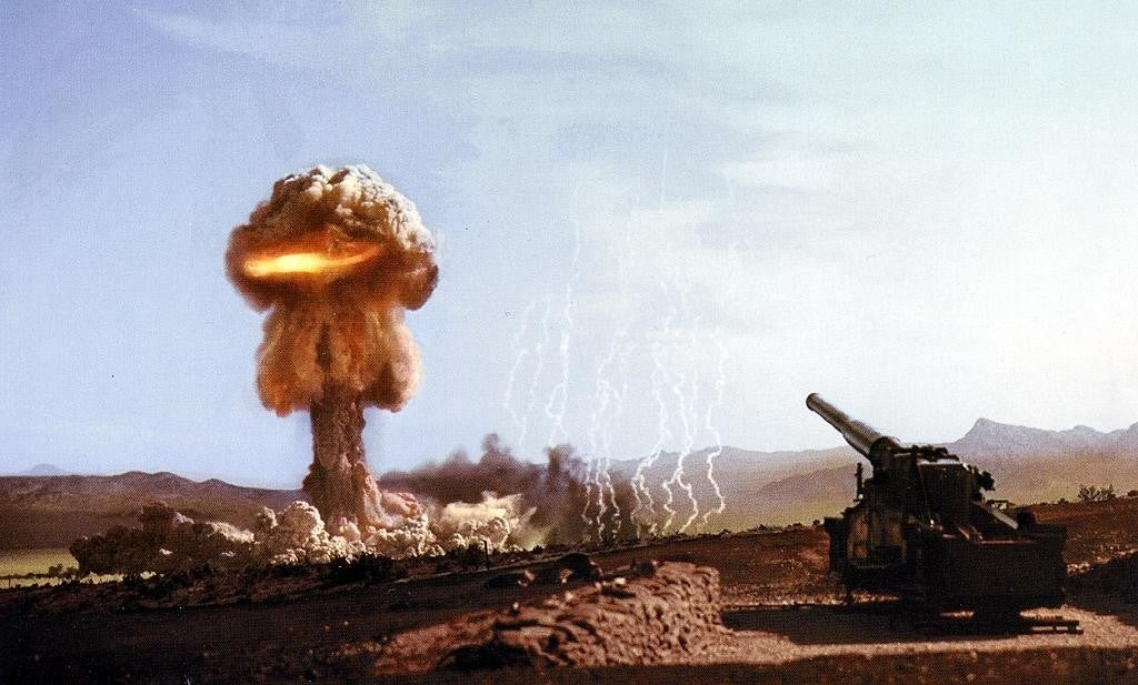 Why there's no such thing as 'tactical' nuclear weapons