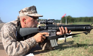 The 'deadliest' Marine on Parris Island reveals the secrets to his record-setting shooting