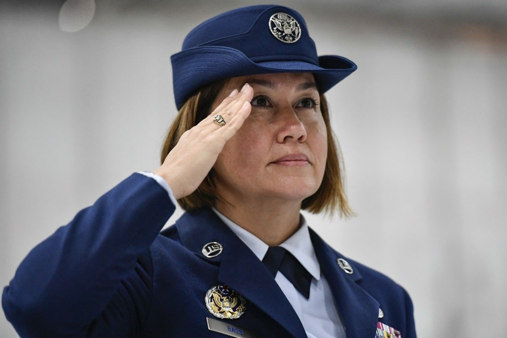 The Air Force's new top enlisted leader won't stand for any Facebook trolling