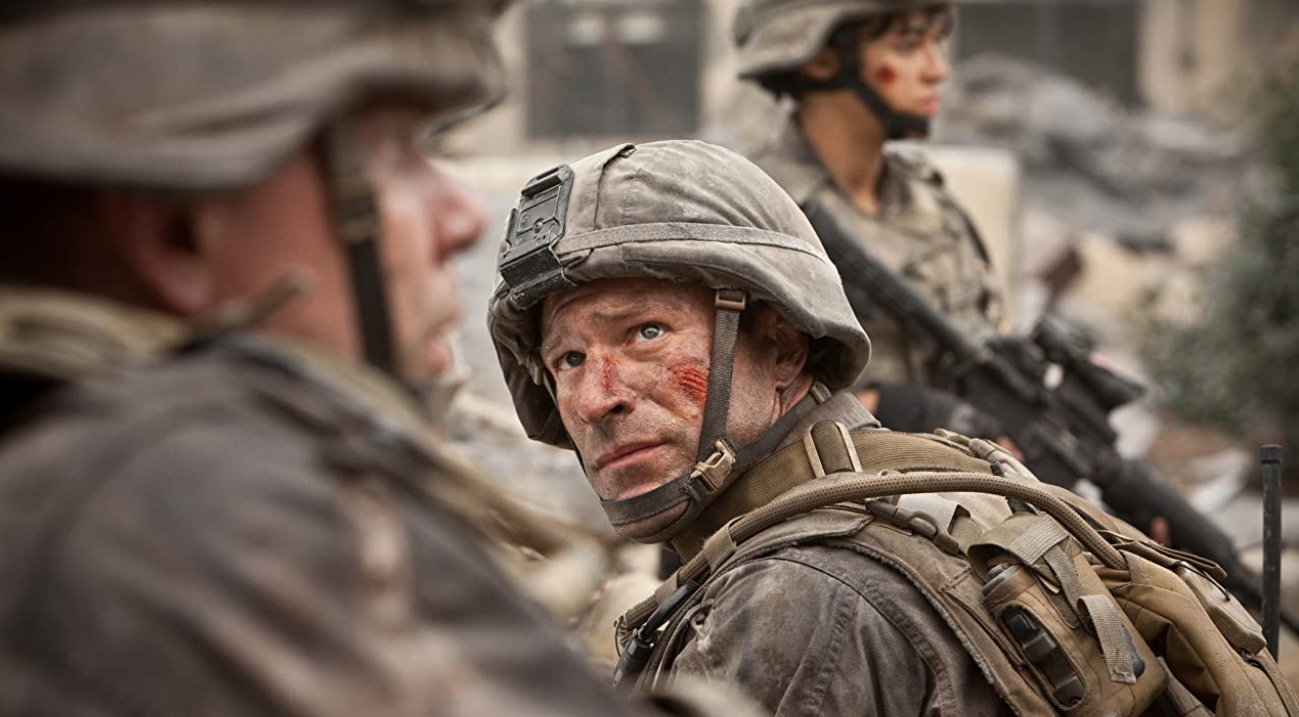 'Battle: Los Angeles' is actually the best post-9/11 military movie