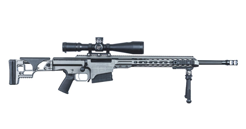 The Army is officially buying the sniper rifle the entire US military wants