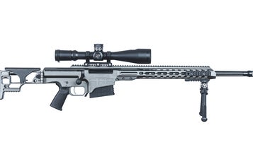 SOCOM is officially getting its hands on the new sniper rifle everyone in the US military wants
