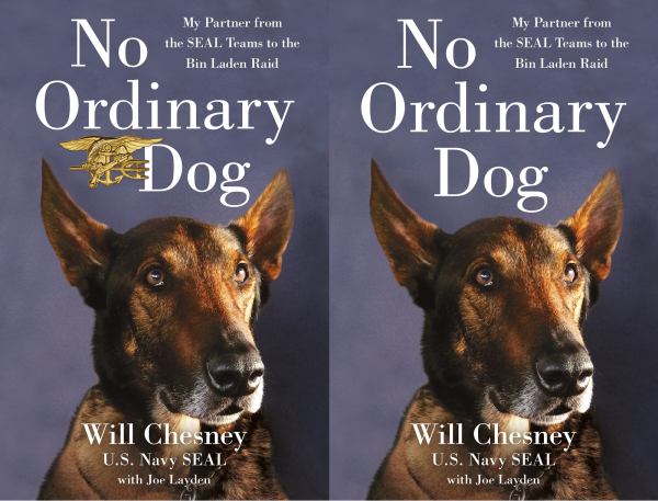 Navy tells SEAL to remove Trident from his book about Cairo, the hero dog alongside him on the Bin Laden raid
