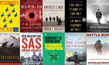 11 of the best military books we read this year