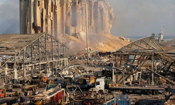 How 2,750 tons of ammonium nitrate ended up completely devastating Beirut's port