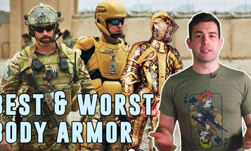Best and Worst Body Armor and Shields in Military History