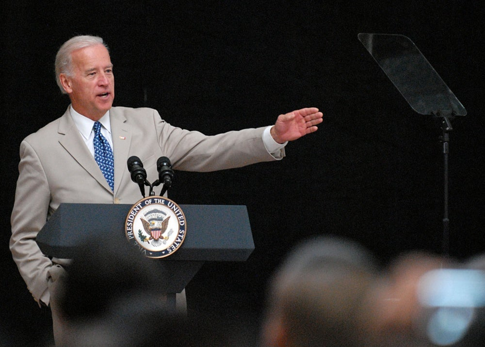 The Pentagon is now officially planning for a Biden administration