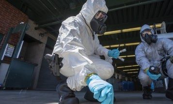 No, the US military's response to the coronavirus won't be like 'The Stand'