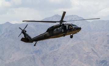 2 soldiers killed in Black Hawk helicopter crash off California coast