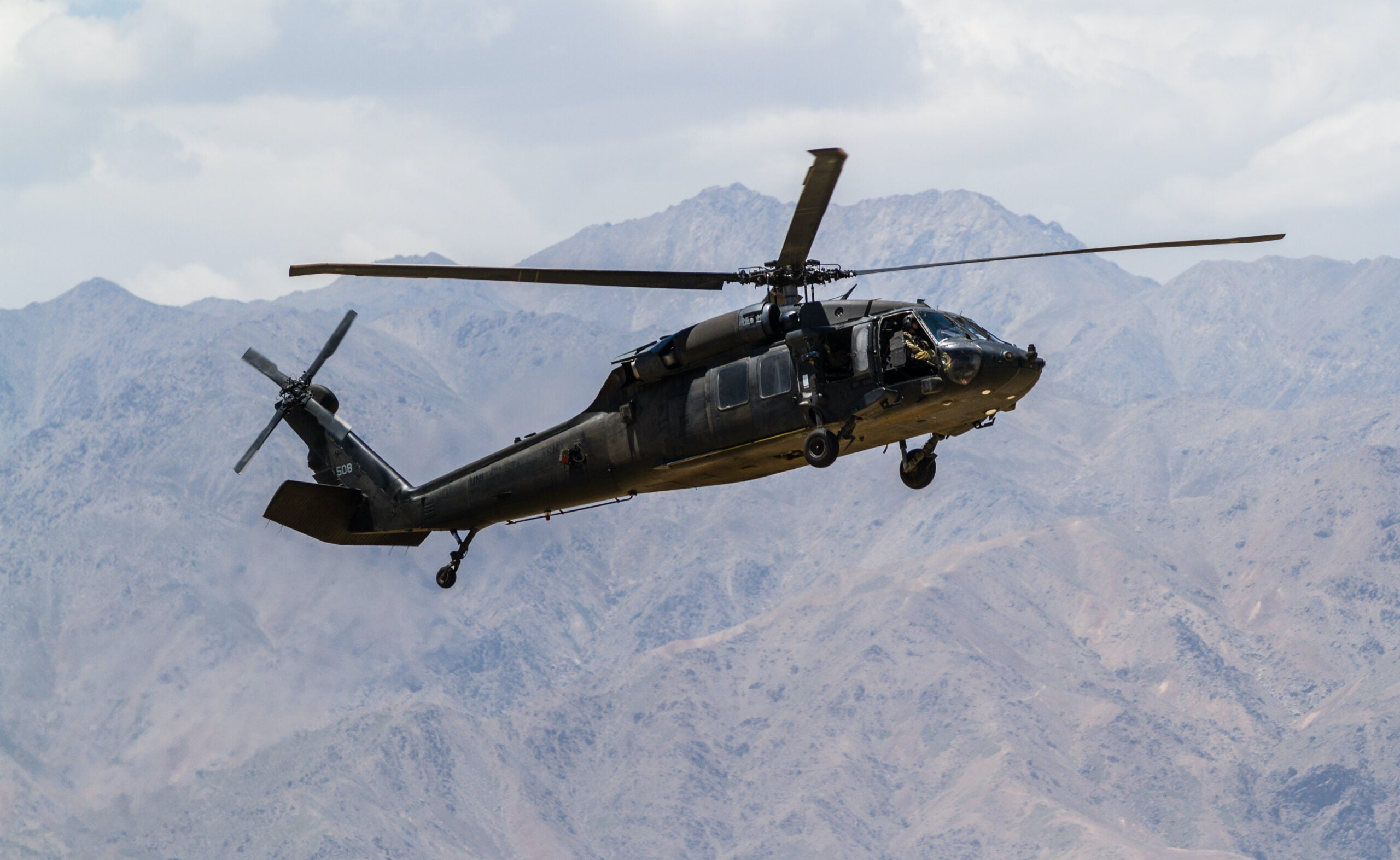 5 Americans killed in military helicopter crash in Egypt