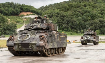 Army moves to kick out 3 unit leaders after deadly Bradley accident in South Korea