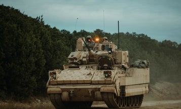The Army is testing its most advanced Bradley Fighting Vehicle yet