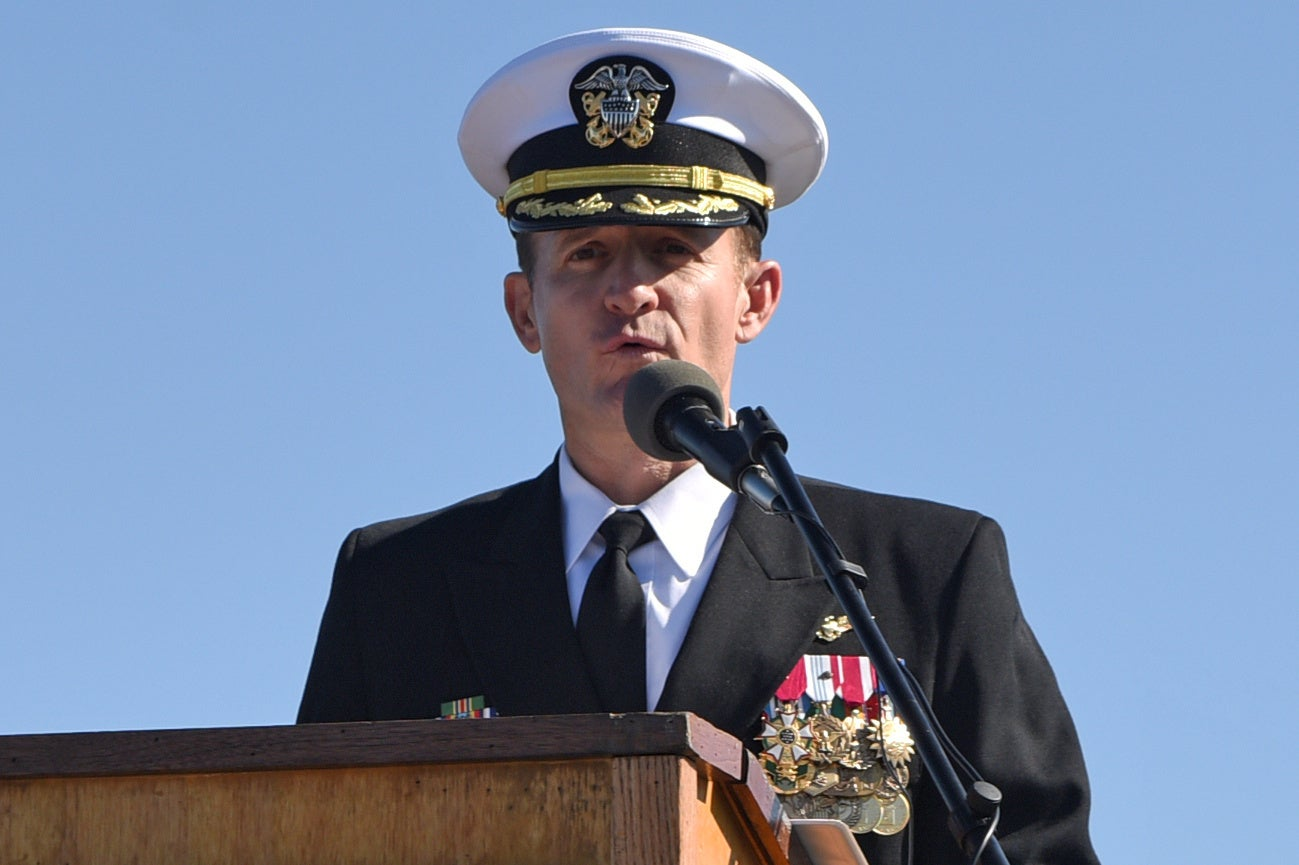 Navy reportedly recommends reinstating fired USS Theodore Roosevelt captain