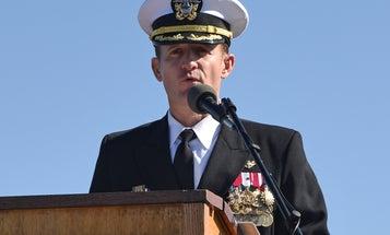 Navy decides against reinstating Capt. Brett Crozier as USS Theodore Roosevelt commander
