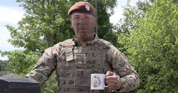 British Army shares video trolling US Army on Independence Day with 'cuppa tea' recipe