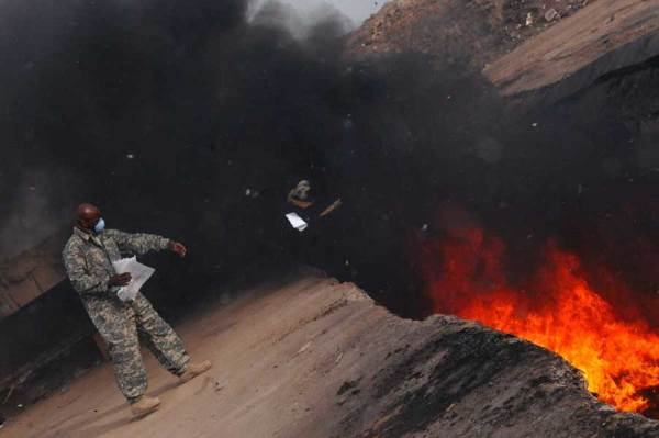 How the VA is failing to track veterans burn pit claims