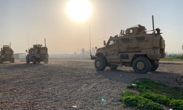 2 Americans, 1 coalition member killed in rocket attack on Iraq military base