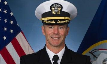 Navy fires commander of Norfolk Naval Shipyard