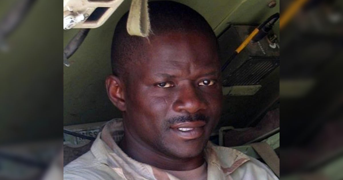 Medal of Honor for heroic soldier Alwyn Cashe delayed amid Supreme Court fight